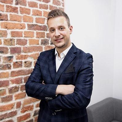 Doradca ds. nieruchomości Adam Ochman