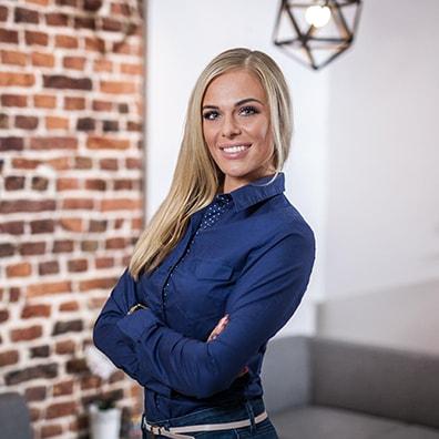 Doradca ds. nieruchomości Katarzyna Jędrzejewska
